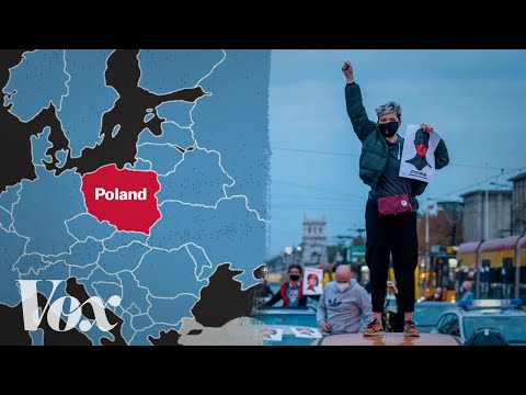 Why Poland is having huge protests