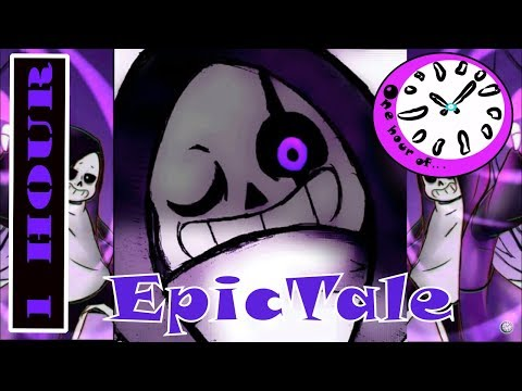 EpicTale [Megalovania Remix]  1 hour | One Hour of...