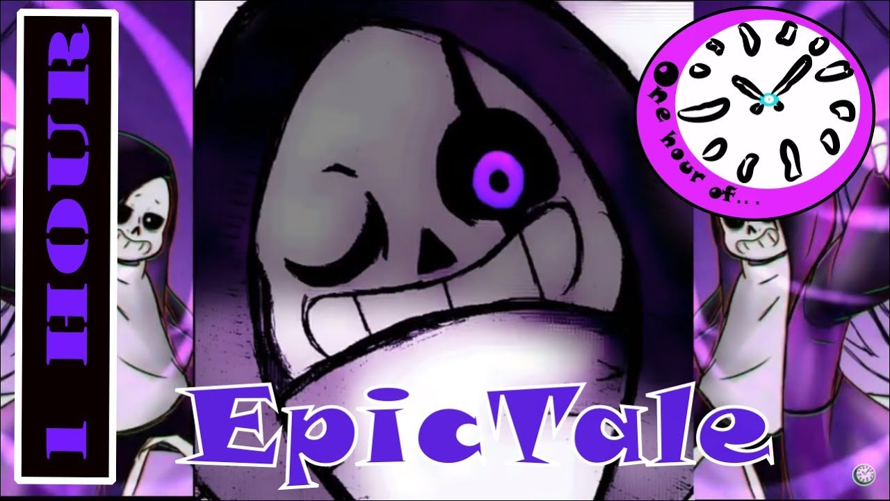 EpicTale [Megalovania Remix] 1 hour | One Hour of