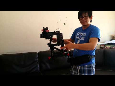 Turbo Ace Jockey Motion 4th Axis Stabilizer Raw