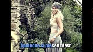 Darinka Rolincová - Spoločne - Karaoke