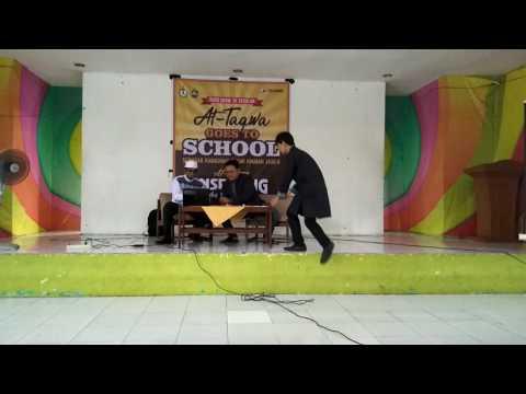 Attaqwa Goes To School SMAN 7 Kota Cirebon