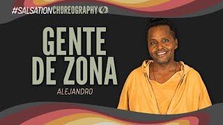 Gente de Zona - Te Duele - choreography by Alejandro Angulo