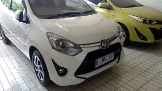 Review Toyota Agya 1.2G A/T (2018)