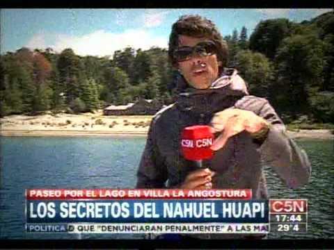 C5N  VERANO 2013: LOS SECRETOS DEL LAGO NAHUEL HUAPI