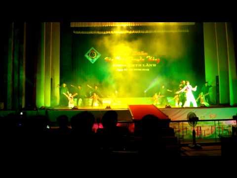 Múa Linh Thiêng Việt Nam -Toán ƯD36 - ĐHCT