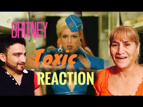 Britney Spears - Toxic (Official Video) (MOM REACTION)