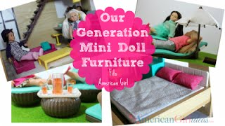 Lori by OG Mini Doll Furniture