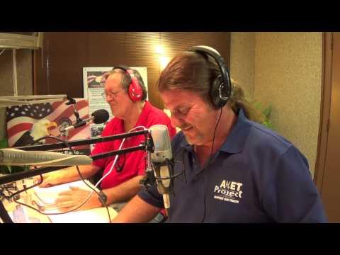 American Warrior Radio with Coast Guard Commander B