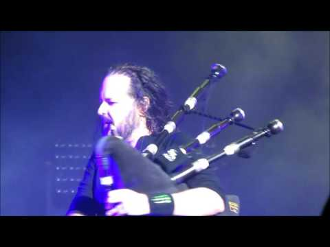 Korn August 21, 2016 (DTE Energy Music Theatre)