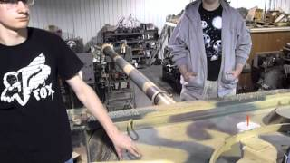 Panther Tank Restoration Project