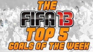 FIFA 13 | Top 5 Goals of the Week #12
