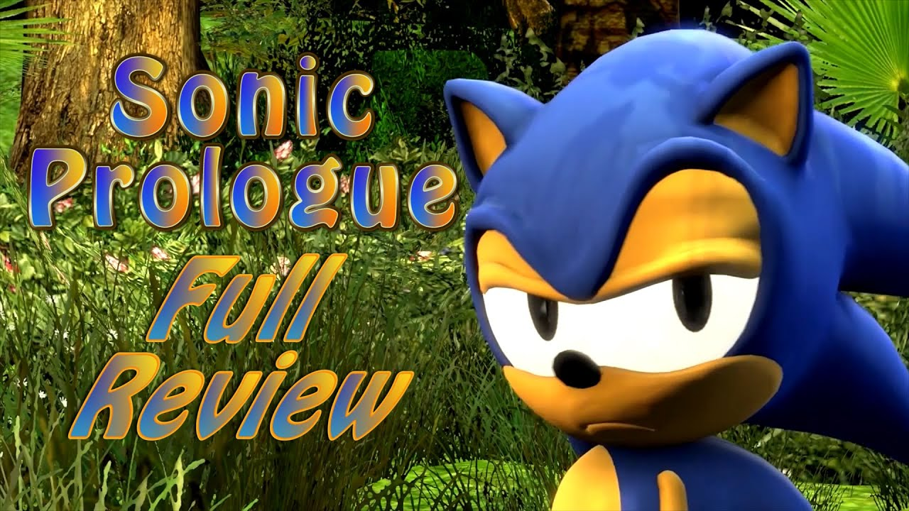 Full Review Sonic Prologue Youtube