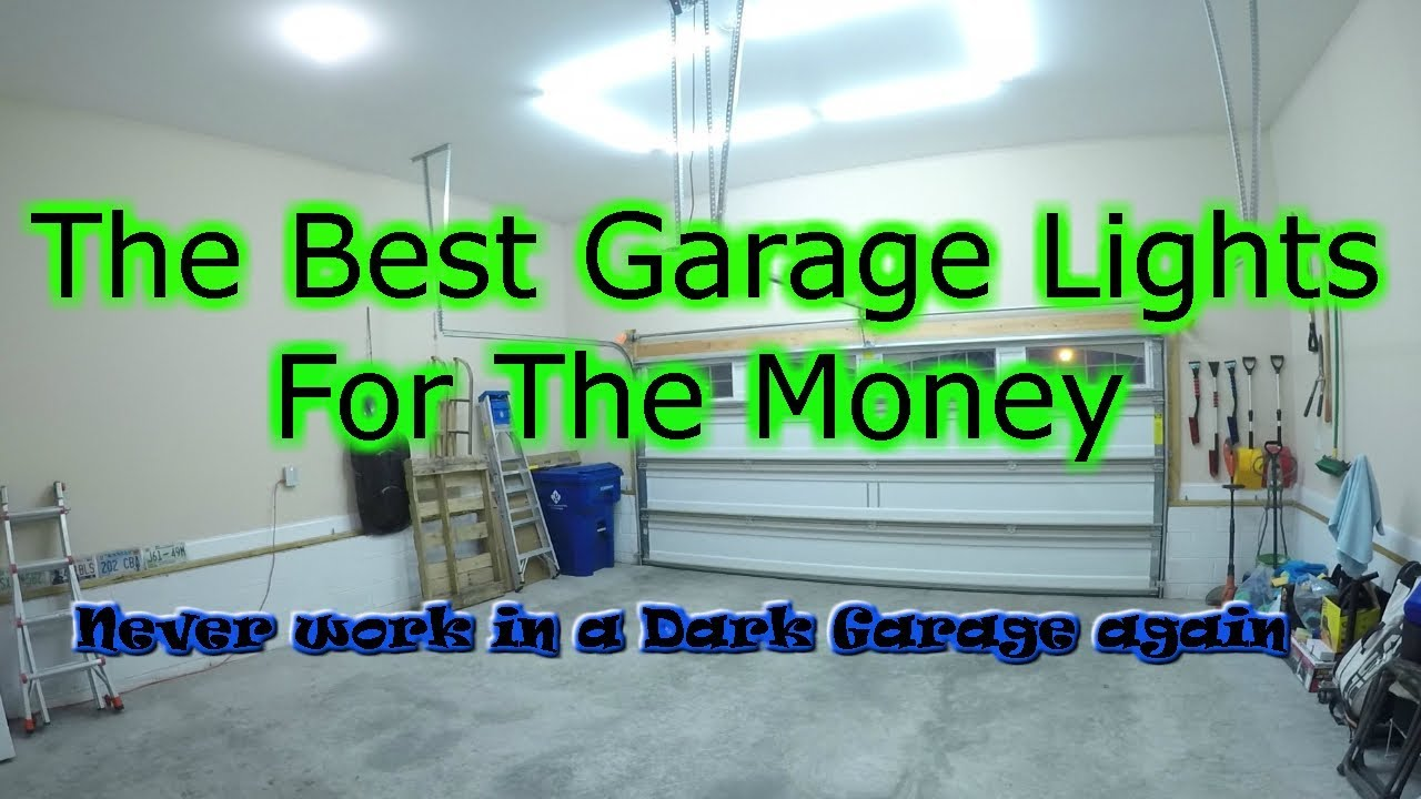 Best garage lights for the moneybarrina t5 leds 3 year warranty