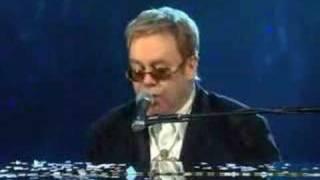 Elton John - Mona Lisas And Mad Hatters (Live)