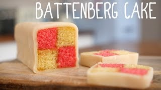 Battenberg Cake - Taste the World #1