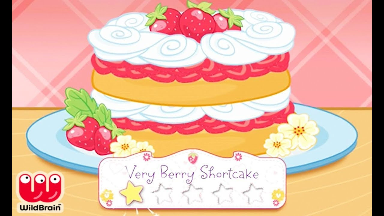 Very Berry Chiffon Layer Cake