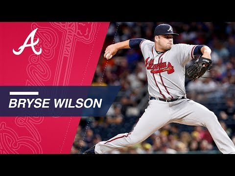Braves prospect Wilson is a bulldog on the mound
