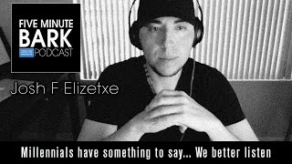 0122: Josh Elizetxe Blogged his way to millions the for reading credits.