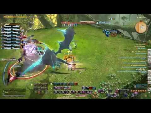 FFXIV: Shadowbringers Titania Raid Normal SMN - Youtube Video