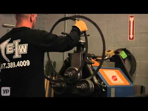 gates machine and fabrication
