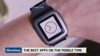 Pebble Time vs. Apple Watch: A Hands-On Comparison
