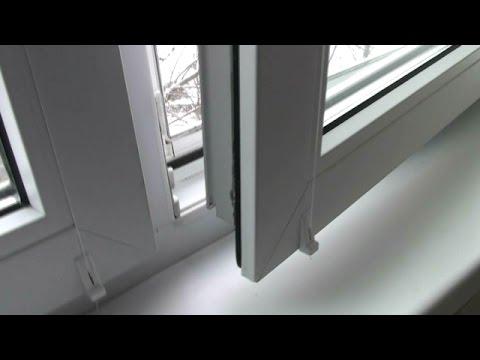 окно не посередине комнаты!