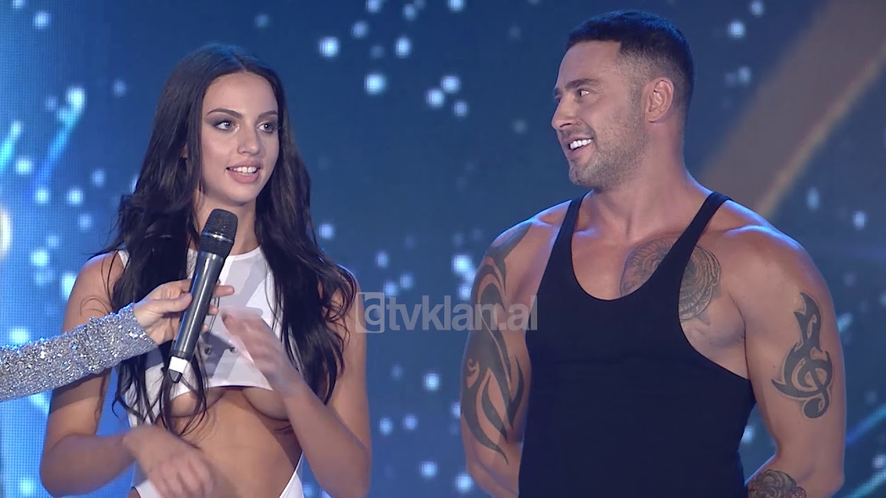Dance with me Albania 5 - Leila Kraja dhe Robert Berisha (17 shtator 2018)