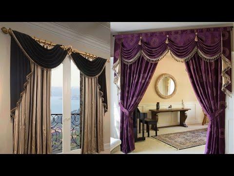 Top curtains design ideas 2020 | window curtain design for interior decoration