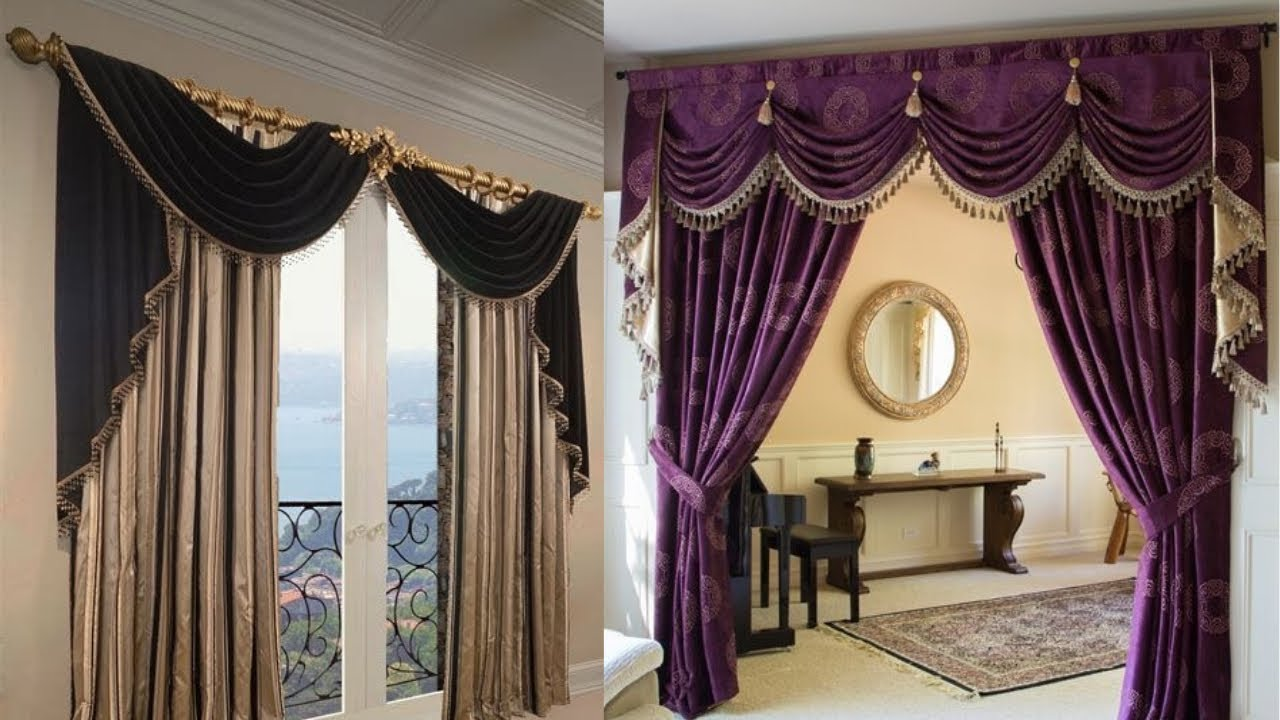 top curtains design ideas 2020 window curtain design for interior decoration