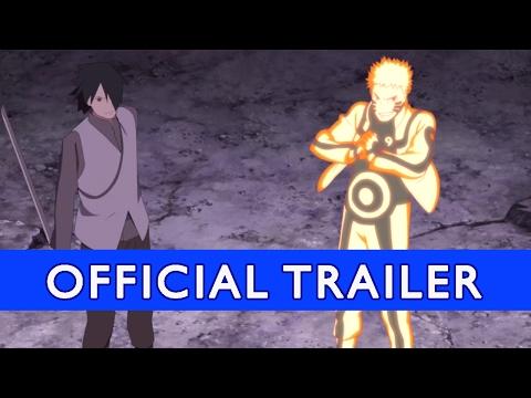 BORUTO - NARUTO The Movie - Extended Trailer