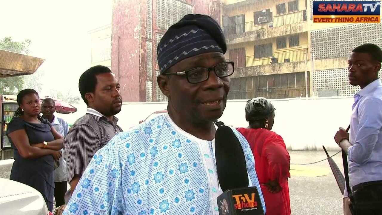 Nigerians React To Saraki And Dongara's Emergence At Nigeria's 8th NASS