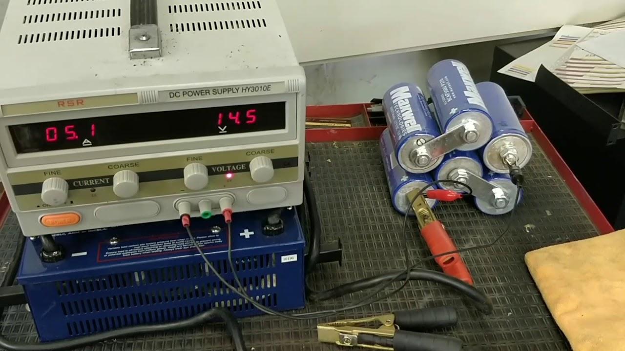 3000f ultra cap load test