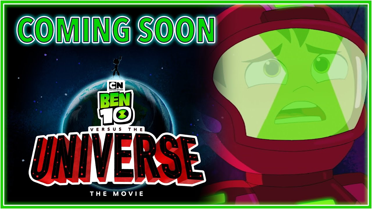 Download Ben 10 vs. The Universe: The Movie | COMING 10.10.20 | Cartoon Network UK 🇬🇧