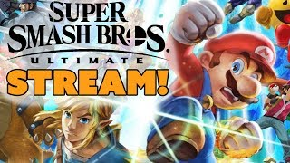 The Know - Super Smash Bros. Ultimate LIVE Gameplay!