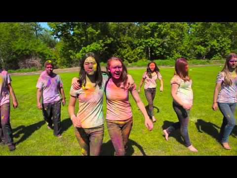 Tualatin Valley Academy 2015 8th Grade Music Video - Colors of Love
