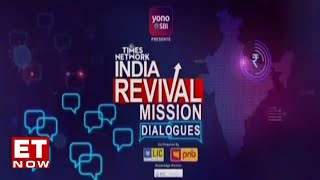 Auto Industry's road to recovery | Venu Srinivasan of TVS Motor | India Revival Mission Dialogue