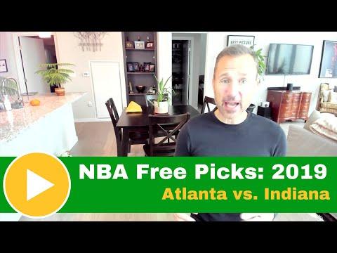 NBA Free Picks 2019: Atlanta Vs. Indiana