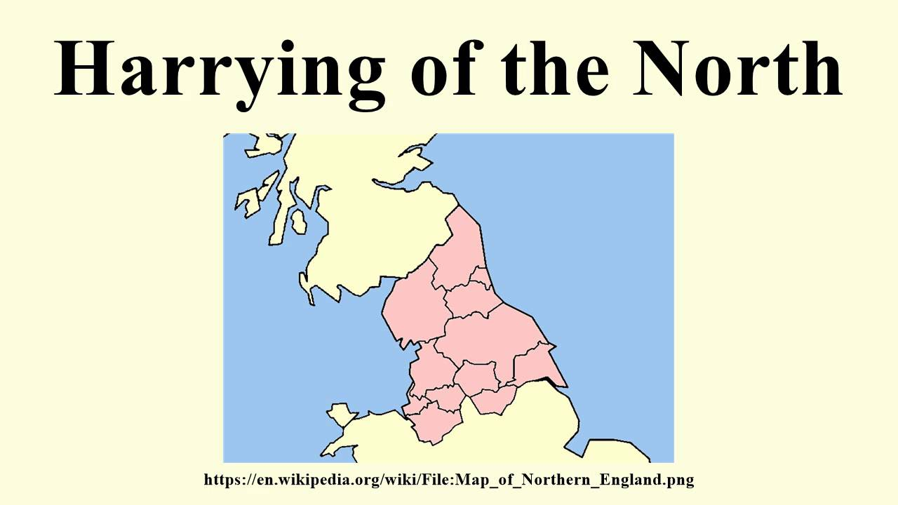 Harrying of the North YouTube