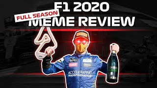 F1 2020 Full Season Meme Review