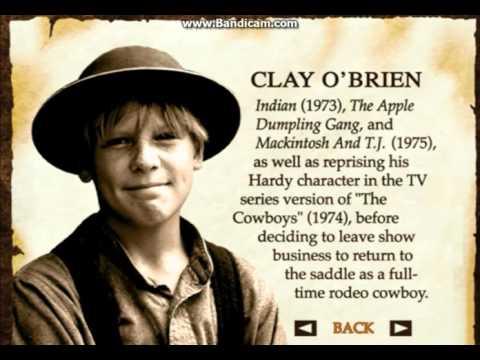 Clay O'Brien Bio