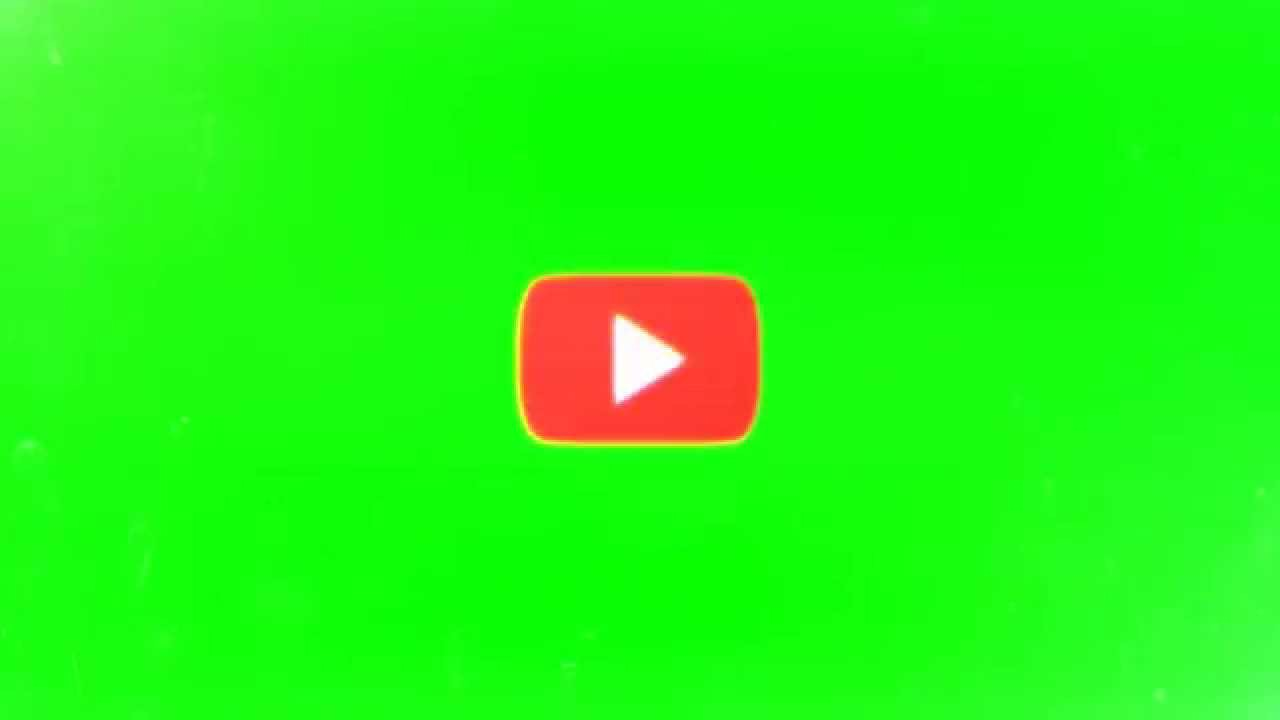 YouTube Play Button - Green Screen Royalty Free Footage ...