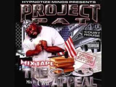 Project Pat Mixtape: The Appeal,