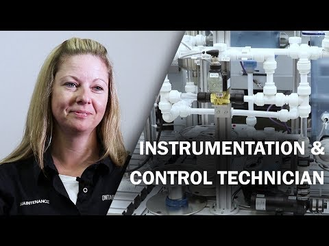 Job Talks - Instrumentation and Control Technician