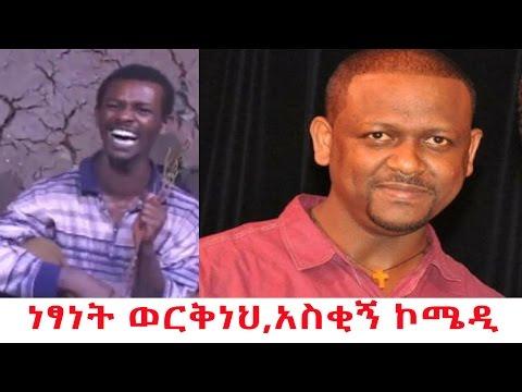 netsanete wereqenehe asqeñe komede, Ethiopian Artist Netsanet Workneh