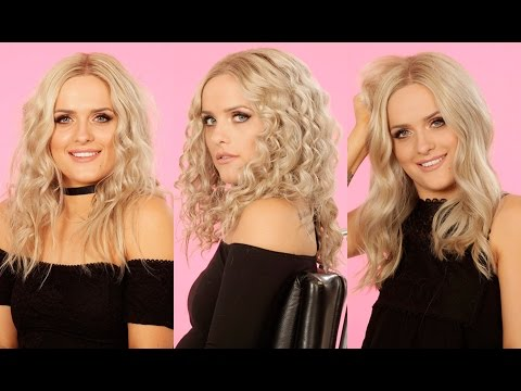 3 Hairstyles with the Mark Hill Pick N Mix Range   Jordan Bone ad