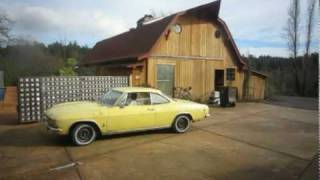 1965 Chevrolet Corvair Drives