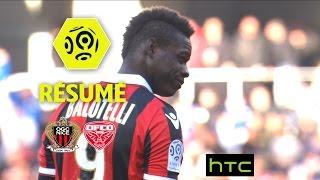 OGC Nice - Dijon FCO (2-1)  - Résumé - (OGCN - DFCO) / 2016-17