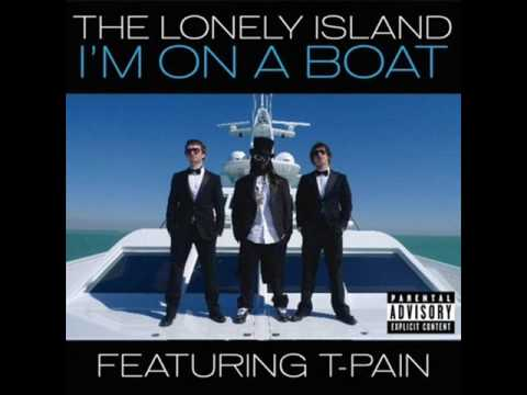 The Lonely Island ft. T-Pain - I'm On A Boat [Explicit+Lyrics in Description] [HQ]