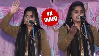 सबसे ख़ूबसूरत गायिका उजाला यादव का बीर रस नया अंदाज़ वीडियो - Singer Ujala Yadav Birha